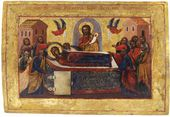 The Dormition of the Holy Virgin of the Kiev Caves. Second half of the 17th century. Kiev