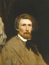 Self-portrait. 1873