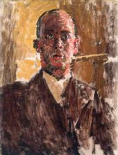 Walter SICKERT. Harold Gilman. c. 1912