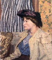 Spencer GORE. North London Girl. 1911–1912