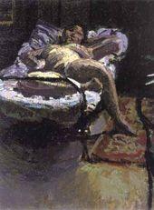 Walter SICKERT. Nuit D'Ete. c. 1906