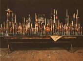 Boris MESSERER. Requiem for Venedict Erofeev #1. 2000