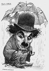 Vladimir MOCHALOV. Charlie Chaplin. 2007