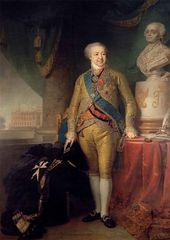 Portrait of Prince Alexander Borisovich Kurakin. 1801–1802