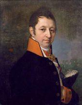 Portrait of Ivan Mikhailovich Yakovlev. 1810s