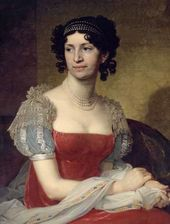 Portrait of Princess Margarita Ivanovna Dolgorukaya. 1811