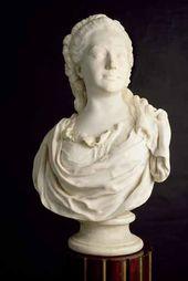 Portrait of Alexandra Demidova. 1772
