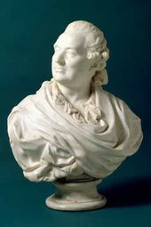 Portrait of Prince Alexander Golitsyn. 1773