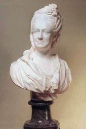 Portrait of Countess Maria Panina. Mid-1770s