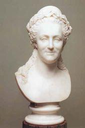 Catherine II. Early 1770s