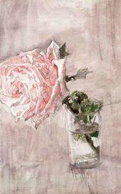 Mikhail VRUBEL. Rose. 1904