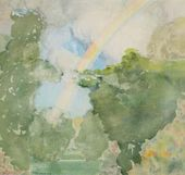 Konstantin SOMOV. Rainbow. 1908