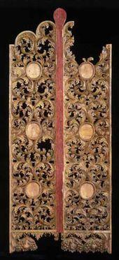 The Royal Doors. 1760s