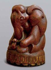 Red Elephant. 1915