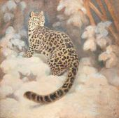 Chinese Leopard. 1946