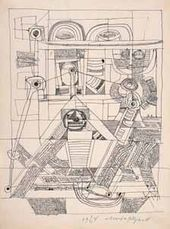 Key Ideography № 2. 1964