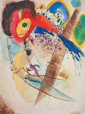 Wassily KANDINSKY. Exotic Birds. 1915