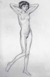 Nude. 1926