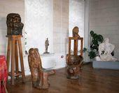 "Exposition of the exhibition ""Golubkina. Konenkov. The Secrets of Mastery"""
