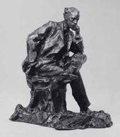 Portrait of Isaac Levitan. 1899