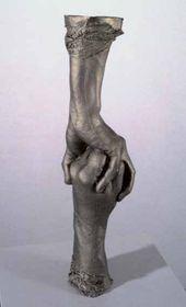 Брюс НАУМАН. Пятнадцать пар рук. 1996