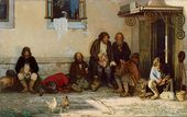 "The ""Zemstvo"" on Lunch Break. 1872"