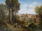 Old Rome. 1824