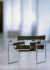 Marcel BREUER. Club Chair B3. 1926