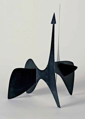 Александр Кальдер (Колдер). Теоделапио (модель II). 1962