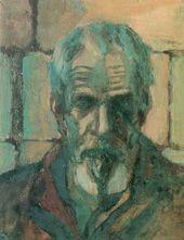 Self-Portrait. 1983