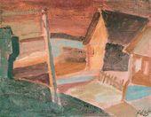Evening Light. 1995