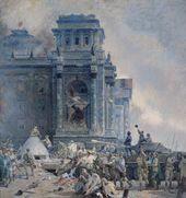 Dmitry MOCHALSKY. Victory. Berlin. 1945. 1947