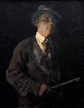 Self-portrait. 1936