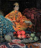 Bukhara Bride. 1925
