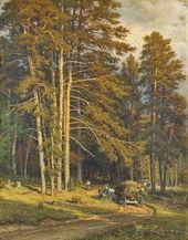 Forest Road. 1871–1872