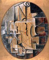 Violin. 1912