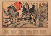 И.Я. БИЛИБИН. <strong>Плакат-листовка.</strong> 1917