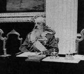 Grand Duke Mikhail Nikolaievich. 1901