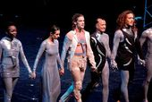 Marie-Claude Pietragalla, Julien Derouault and other ballet dancers of Opera Ballet Show Marco Polo