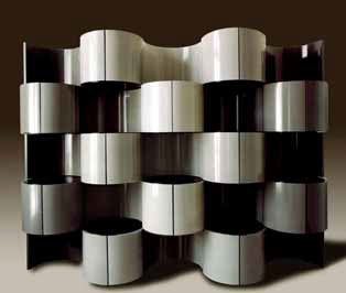 Bookcase © Pierre Cardin