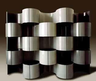 Bookcase © Pierre Cardin