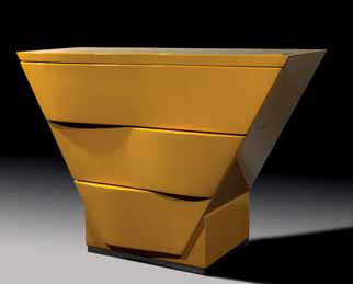 """Chest of Drawers """"Ocean"""" © Pierre Cardin"""