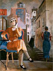 Paris. Café. 1935
