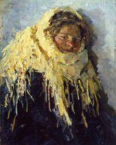 Sergei TKACHEV. Tamara Agapova. 1951