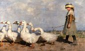 James GUTHRIE. To Pastures New. 1882-83