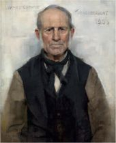 James GUTHRIE. Old Willie. 1886
