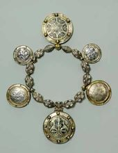 Suzdal Yoke-necklets (Suzdal Chain). 12th-early 13th c.