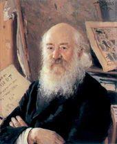 Vladimir MAKOVSKY. Portrait of Dmitry Rovimsky. 1894