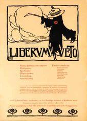 """Władysław JAROCKI. """"Liberum veto"""" – a modern satirical magazine. 1905"""