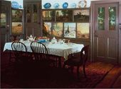 Dining Room in the Miss Florence Griswold House